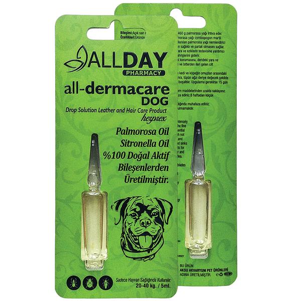 AllDay All-Dermacare Dog 5 ML 20-40 Kg