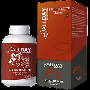 AllDay Liver Health Tablet Cat & Dog 30 Gr
