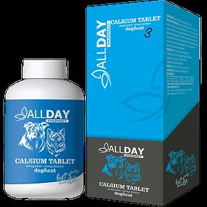 AllDay Calcium Tablet Cat & Dog 75 Gr