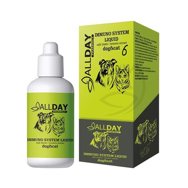 ALLDAY Immuno System Liquid 100 ml