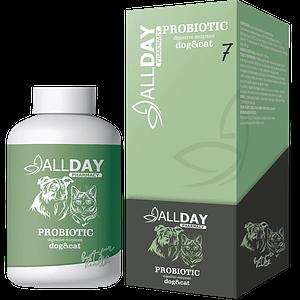 AllDay Probiotic Tablet Cat & Dog 24 Gr