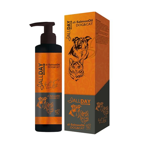 ALLDAY All-Salmon Oil Cat & Dog 200 ml