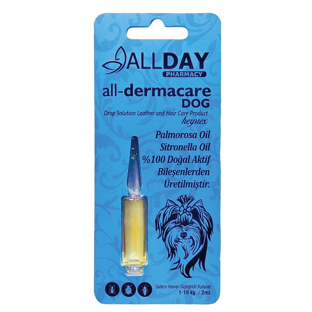AllDay All-Dermacare Dog 2 ML 1-10 Kg